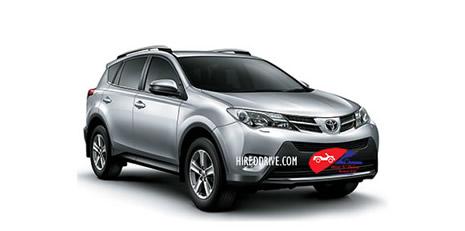 Compact 4X4 car hire Kenya services