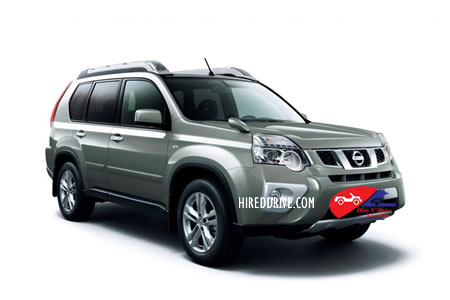 Image of a Nissan XTrail