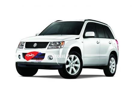 Image of Suzuki Grand Vitara