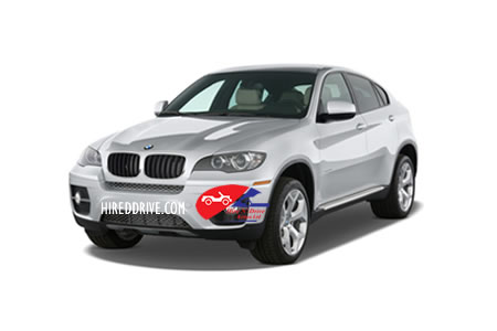 Image of a BMW X6