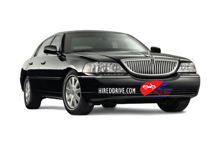 Image of a Chrysler 300 Car Hire