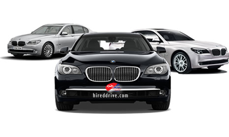 Executive car hire services Image by hireddrive.com