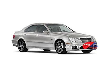 Image of a Mercedes Benz E-Class