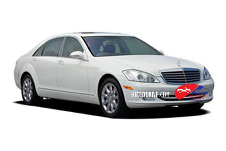 Image of a Mercedes Benz S-Class