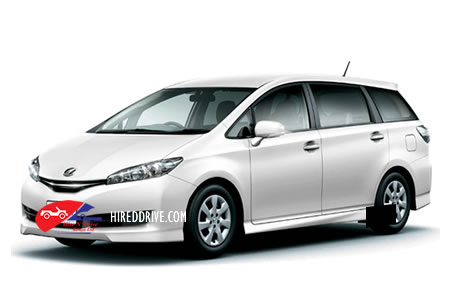 Image of a Toyota Wish